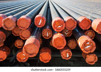 a lot of drill pipes are large