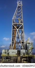 Drilling Exploration Rig
