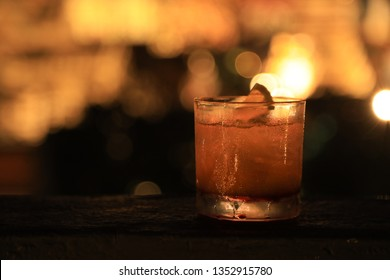 Drink in Bangkok Bar
