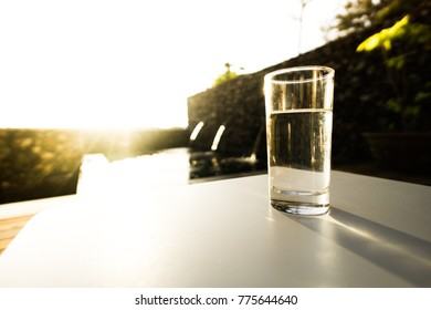 Drink a cup of plain water a day can hydrate you, improve your kidney function and remove body toxic materials.