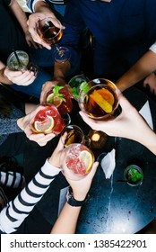 Drink Photography at the bar - Cheers