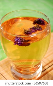 Drink Series: bubble into the tea with flowers
