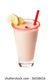 drink-mix with banana