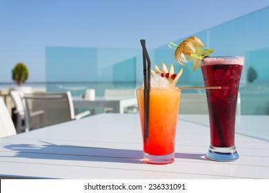 Imágenes Fotos De Stock Y Vectores Sobre Bar Terraza