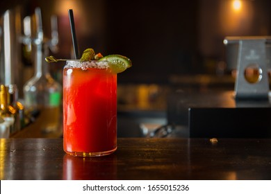 Drinks At The Bar Photography