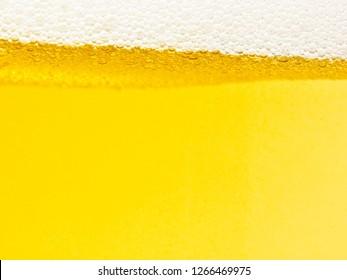 drinks, cocktails and celebration styled concept - fresh German beer, elegant visuals
