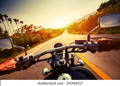 Riding Motorcycle Images, Stock Photos & Vectors | Shutterstock