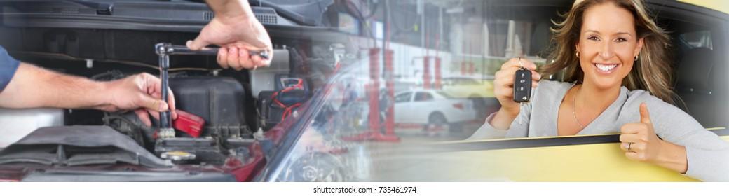 Driver woman
