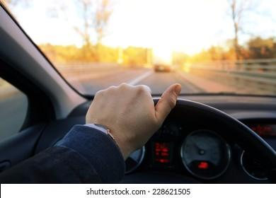 Drivers eye