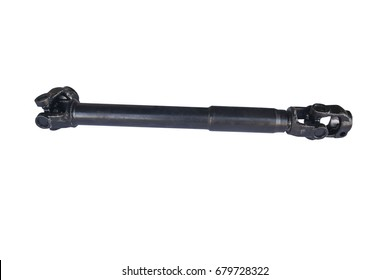 driveshaft of the car