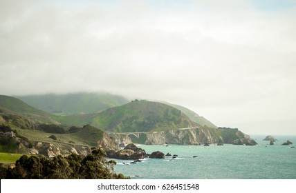 Driving the Highway One / Beautiful coast / California