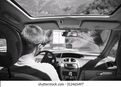 driving men
