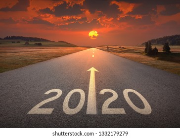 2020 Vision: the road ahead  2020 The Road Ahead