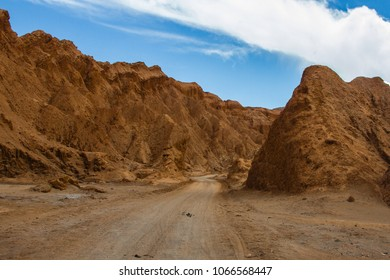 Driving on Mars Valley