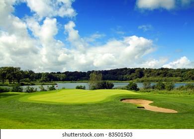 Dromoland Golf Course Co. Clare Ireland