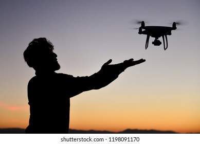 drone commercial user and professional service