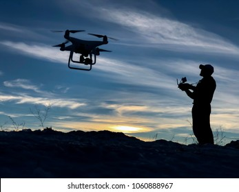 drone device training, training and new user