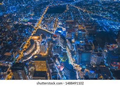 drone dji polanco mexico city