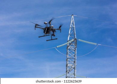 Thermal Drone Images, Stock Photos & Vectors | Shutterstock