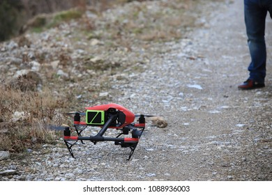 Drone and his pilot