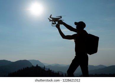 drone management, use, training and media affairs