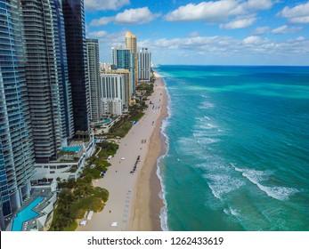Drone, Miami, Resort, Lifestyle, Beach Luxury, Sea, Aerial, Sea, Apartments