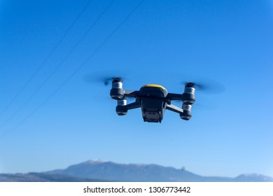 Drone on air