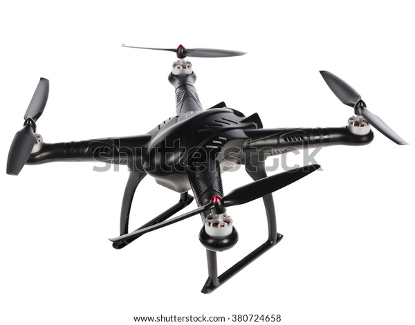 Drone quadrocopter. New tool for aerial photo and video.