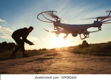 Drone Toy Adult Helicopter Electronics Technology Innovation Aeromodelling Fun Leisure Concept