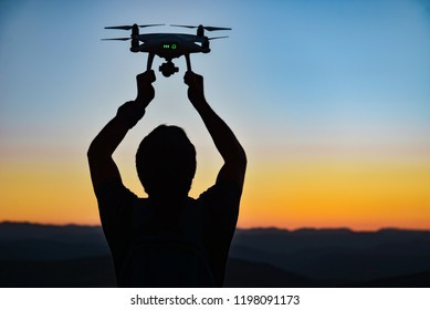 drone usage, detailed training and commercial use principles