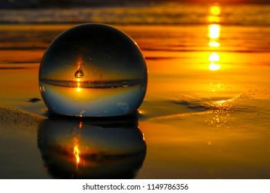 A Drop Of Sunset