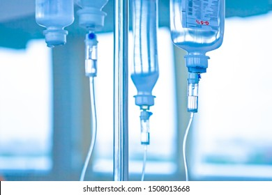 dropper, intravenous drug administration, palliative care, soft focus