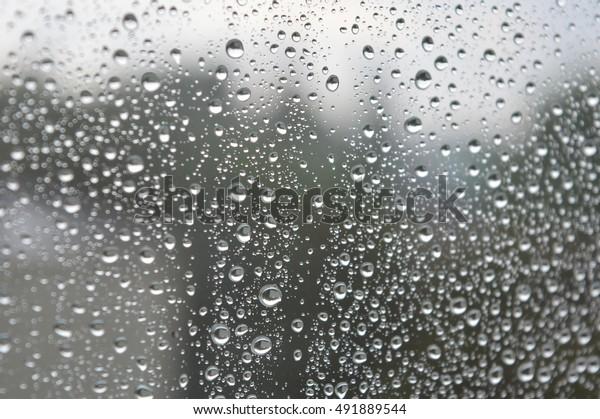 drops-rain-on-window-rainy-600w-49188954