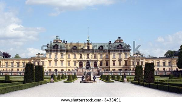 Drottningholms castle, Sweden