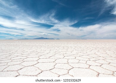 Drought in open land