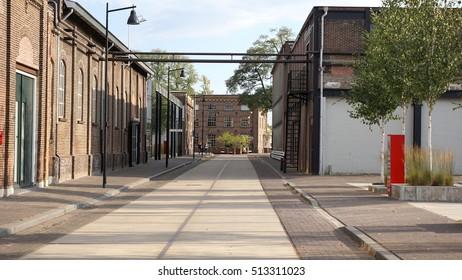 DRU Culture Center; an old metal factory; Ulft, Gelderland, 25 September 2016