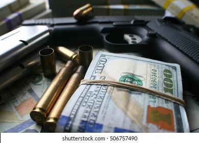 Drug Money Close Up