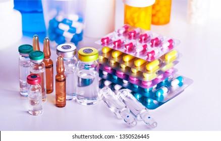 Drug prescription for treatment medication