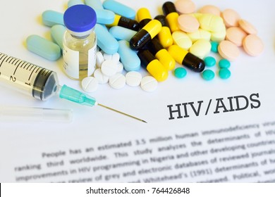 Drugs for HIV/AIDS treatment