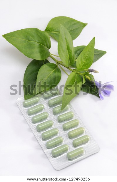 drugs and medicines with natural plant extracts, homeopathic and naturopathic