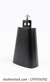 Drum Cowbell isolated above white background