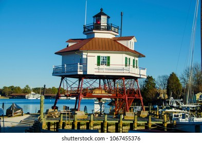 Drum Point Light, Chesapeake Bay