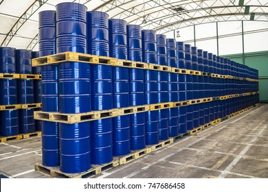 Drum two hundred liter stacking