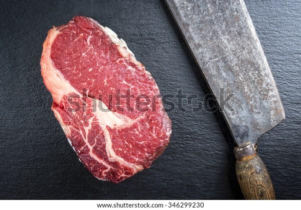 Dry Aged Entrecote Steak