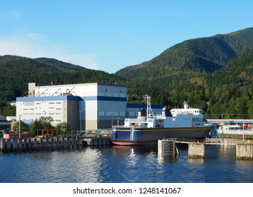 Dry Dock and Ship Repair Facilities in Juno Alaska
