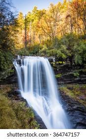 Dry Falls North Carolina
