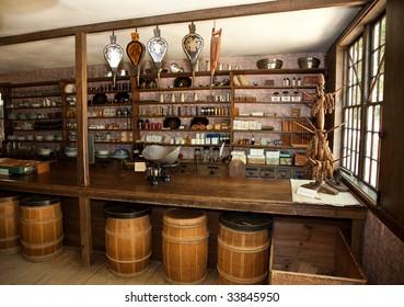 Dry Goods Store