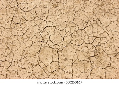 Dry land. Background