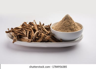dry mango powder also known as Amchoor or Amchur, it's an Indian Spice with dried fruit