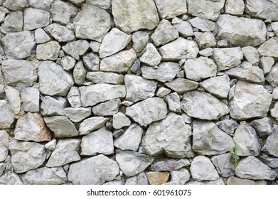 dry rock wall texture